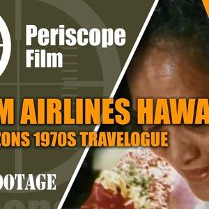 "Pan Am Airlines ""New Horizons: Hawaii"""